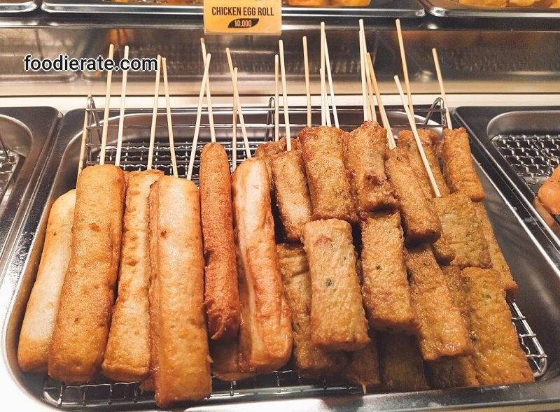 Old Chang Kee Snacks