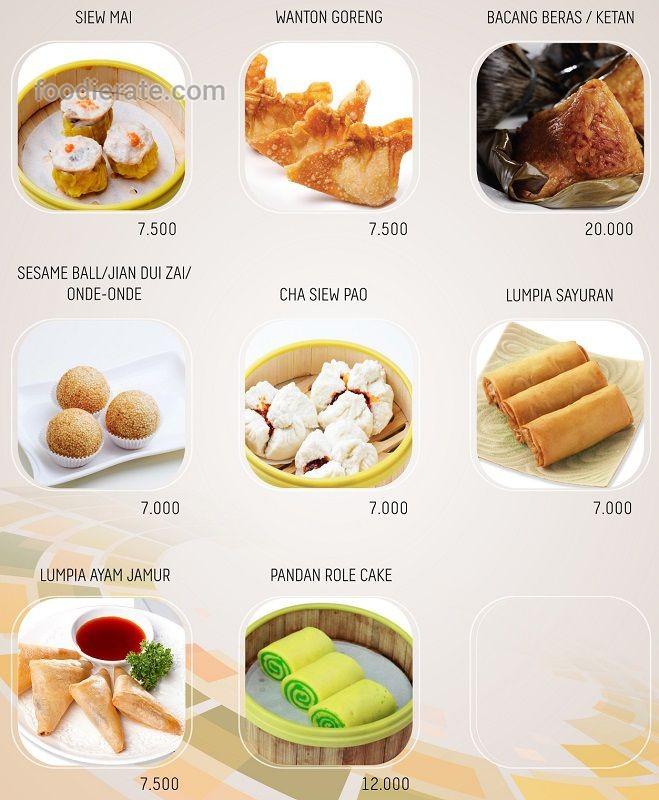 Daftar Harga Menu Imperial Cakery