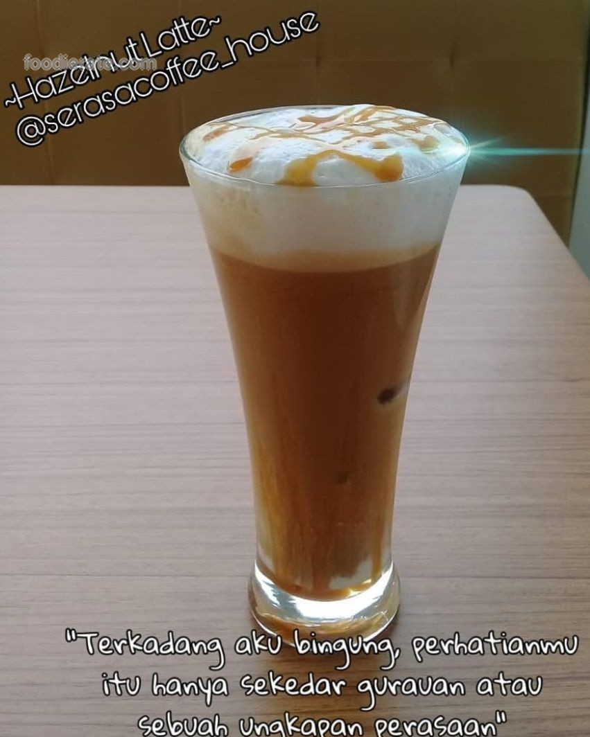 Foto Menu Serasa Coffee House
