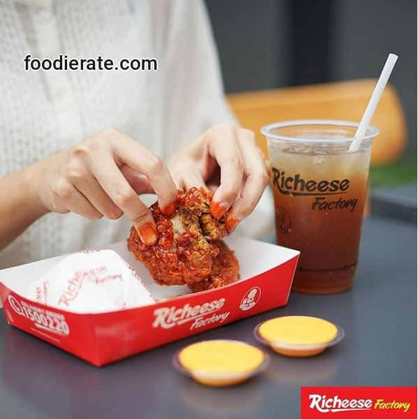 Foto Menu Richeese Factory