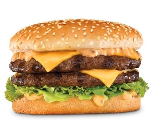 Foto Menu Carl's Jr.