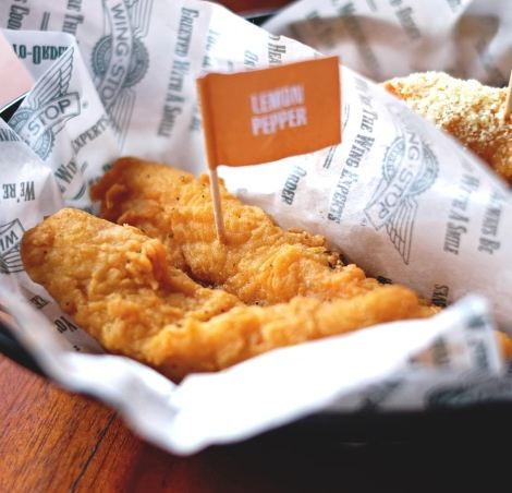 Foto Menu Wingstop