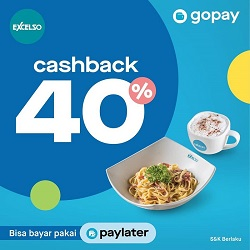 Promo Excelso GoPay