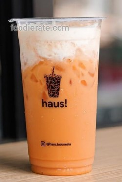 Menu Ori Thai Tea Series HAUS!