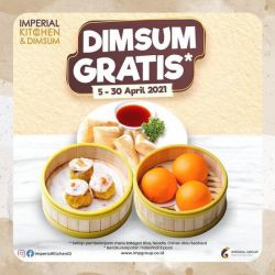 Promo Imperial Kitchen & Dimsum