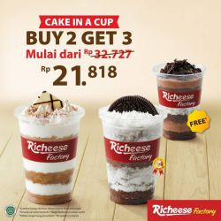 Promo Richeese Factory