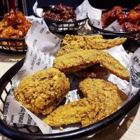 Menu Crunchy Wings (choose Any 2 Flavors) Wingstop