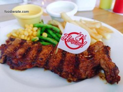 Holycow! STEAKHOUSE by Chef Afit Green Sedayu Mall Cengkareng