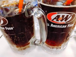 Menu RB Float A&W