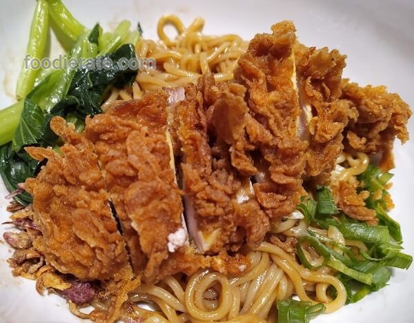 Foto Menu Golden Lamian