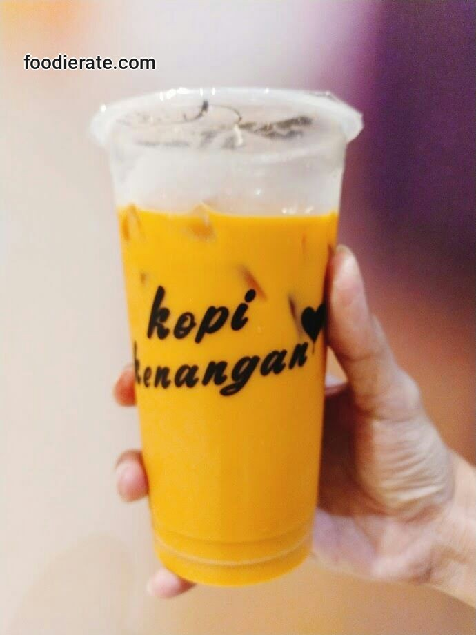 Thai Tea - Kopi Kenangan