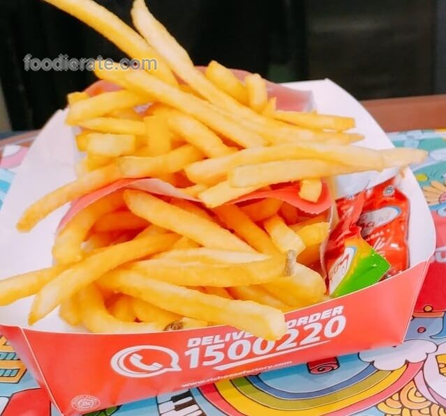 French Fries - Regular